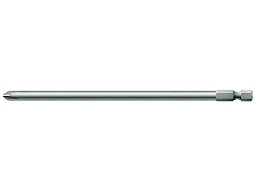 Wera WER060038 855/4 Z Tough Pozidriv Bit PZ2 x 152mm | Toolden