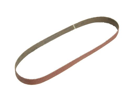 Black & Decker B/DX33311 Aluminium Oxide Sanding Belts 451mm x 13mm 60g (Pack of 3) | Toolden