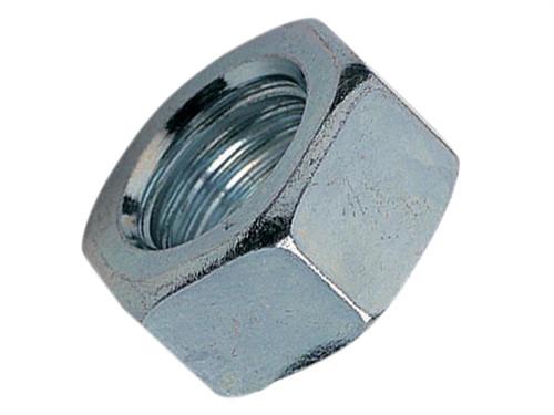 Hexagon Nut ZP M12 Bag 50 | Toolden