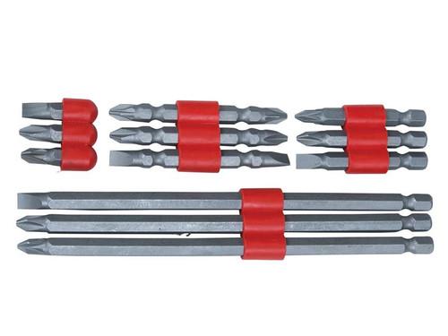BlueSpot Tools B/S14106 Power Bit Set^12 Piece | Toolden