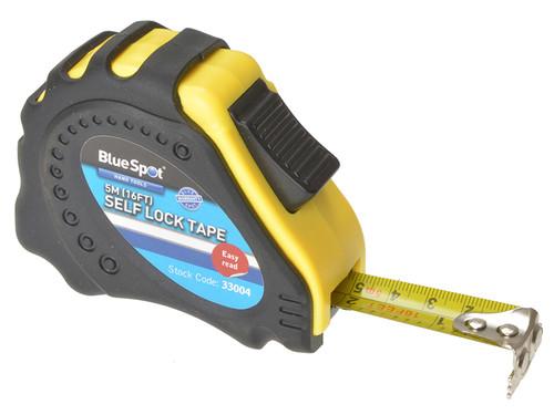 BlueSpot Tools B/S33004 Easy Read Magnetic Pocket Tape 5m/16ft (Width 17mm) | Toolden