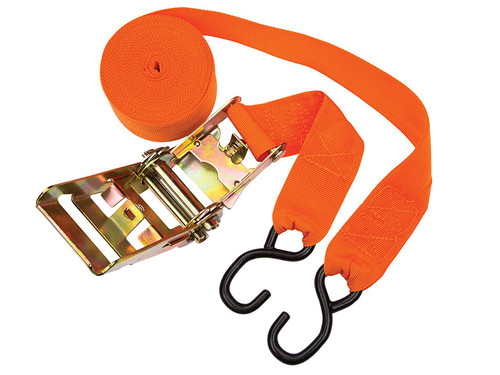 BlueSpot Tools B/S45412 Ratchet Tie-Down 25ft | Toolden
