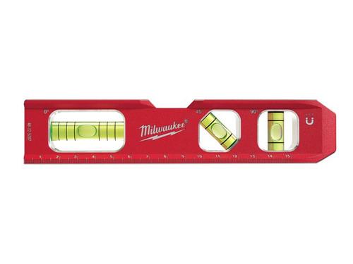 Milwaukee Hand Tools MHT932459097 Billet Magnetic Torpedo Level | Toolden