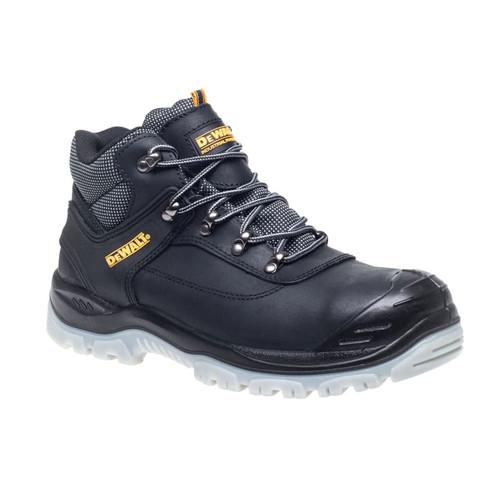 DeWalt DEWLASER9 Laser Safety Hiker Black Boots UK 9 Euro 43