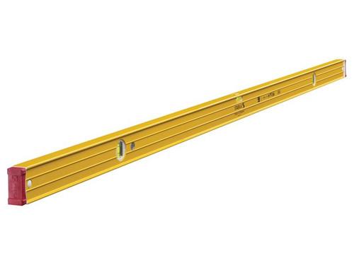 Stabila STB962180 96-2-180 Spirit Level 3 Vial 15230 183cm | Toolden
