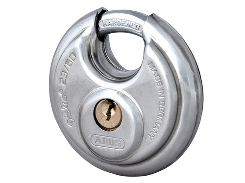 ABUS Mechanical ABU2360C 23/60mm Diskus Padlock Carded | Toolden