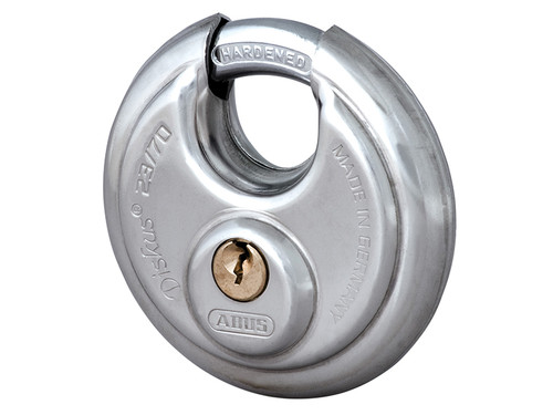 ABUS Mechanical ABU2370C 23/70mm Diskus Padlock Carded | Toolden