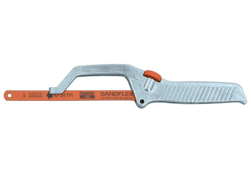 Bahco BAH208 208 Mini Saw 250mm (10in) | Toolden