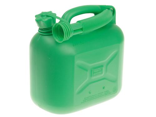 Silverhook D/ICAN2 Unleaded Petrol Can & Spout Green 5 litre | Toolden