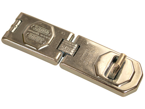 ABUS Mechanical ABU110155SC 110/155 Hasp & Staple Carded 155mm | Toolden