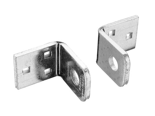 ABUS Mechanical ABU115100C 115/100 Locking Brackets Pair Carded | Toolden