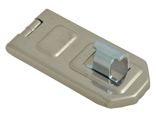 ABUS Mechanical ABU140120SC 140/120 Diskus Hasp & Staple Carded 120mm | Toolden