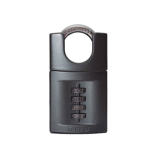 ABUS Mechanical ABU15850CS 158CS/50 50mm Closed Shackle Combination Padlock (4 Digit) | Toolden