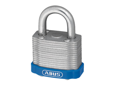 ABUS Mechanical ABU4140C 41/40mm ETERNA Laminated Padlock Carded | Toolden