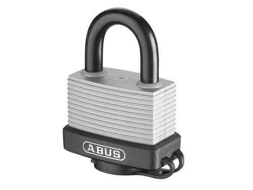 ABUS Mechanical ABU7045C 70/45mm Expedition Solid Brass Padlock Carded | Toolden