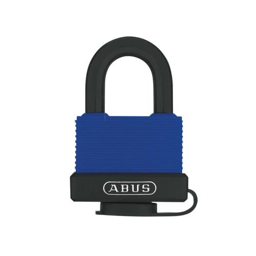 ABUS Mechanical ABU70IB35C 70IB/35mm Aqua Safe Brass Padlock Carded  | Toolden