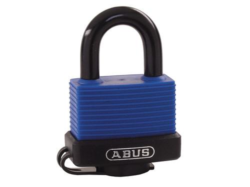 ABUS Mechanical ABU70IB45C 70IB/45mm Aqua Safe Brass Padlock Carded   Toolden