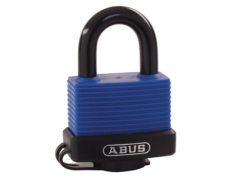 ABUS Mechanical ABU70IB45C 70IB/45mm Aqua Safe Brass Padlock Carded | Toolden