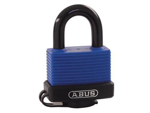 ABUS Mechanical ABU70IB50C 70IB/50mm Aqua Safe Brass Padlock Carded | Toolden