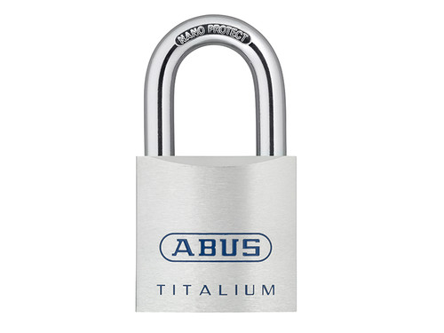ABUS Mechanical ABU80TI60C 80TI/60mm TITALIUM Padlock