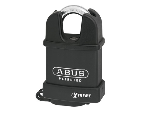 ABUS Mechanical ABU8353CSC 83WP/53mm Extreme Weatherproof Padlock Closed Shackle | Toolden