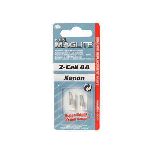 Maglite MGLLM2A001 LM2A001 AA Bulb  | Toolden