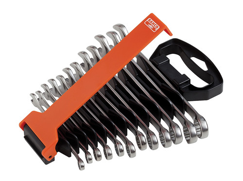Bahco Combination Spanner Set of 12 Metric S20/SH12 8 to 19mm