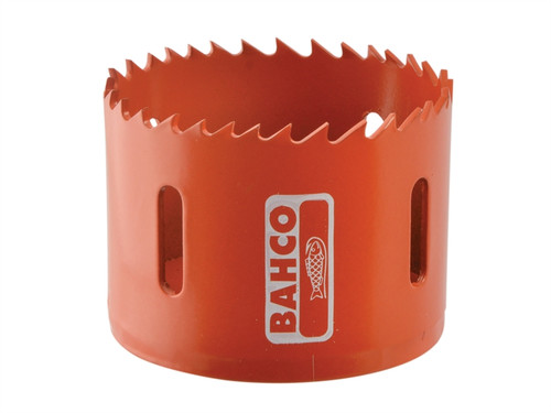 Bahco 3830-57-C Bi-Metal Variable Pitch Holesaw 57mm| Toolden