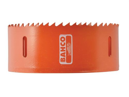 Bahco 3830-70-C Bi-Metal Variable Pitch Holesaw 70mm  Toolden