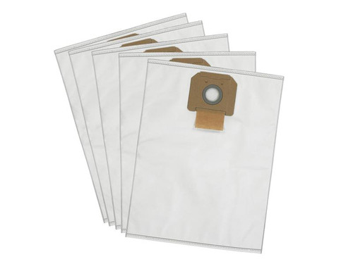 DeWalt DWV9402XJ DWV9402 Fleece Dust Bag (Pack 5) | Toolden