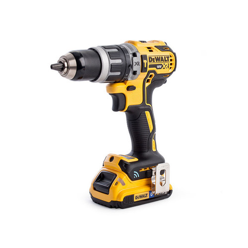 DeWalt DCD797N 18v XR Brushless Bluetooth Tool Connect Combi Drill Body Only
