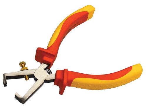 Faithfull VDE Wire Stripper 160mm