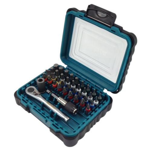 Makita P-79158 39PCE Screwdriver Bit Set from Toolden
