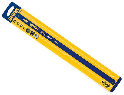IRWIN Bi Metal Hacksaw Blades 300mm (12in) 24tpi Pack of 2