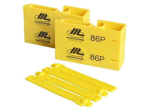 Marshalltown 86P Plastic Line Blocks (2) from Toolden.