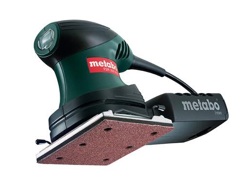 Metabo FSR-200 1/4 Sheet Palm Sander 200 Watt 240 Volt