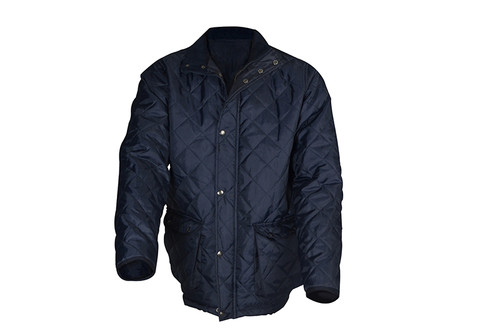 Roughneck Clothing Blue Quilted Jacket - XL (46-48in)