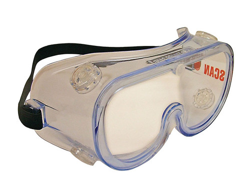 Scan SCAPPEGIDV Indirect Vent Safety Goggles