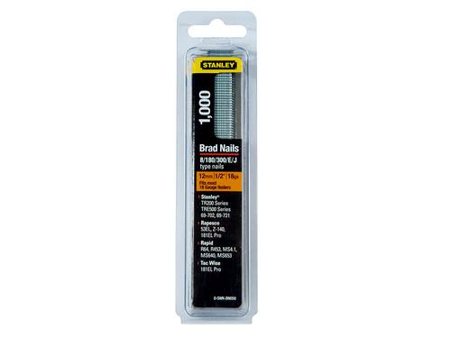 Stanley Tools SWKBN Brad Nail 12mm SWKBN050 Pack 1000