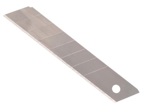 Stanley Tools Snap-Off Blades 18mm Pack 100| Toolden