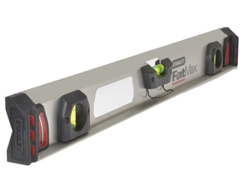 Stanley Tools FatMax I Beam Magnetic Level 3 Vial 200cm | Toolden