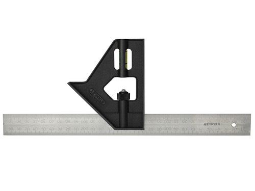 Stanley Tools Combination Square 300mm (12in)