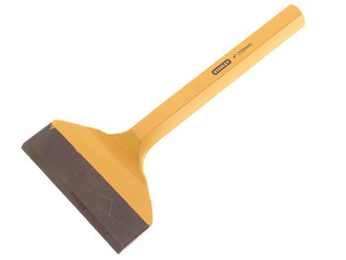 Stanley Tools Brick Bolster 100mm (4in)