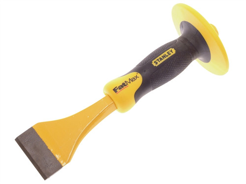 Stanley Tools FatMax Electricians Chisel 55mm with Guard| Toolden