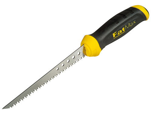 Stanley Tools FatMax Jab Saw & Scabbard 150mm (6in) 7tpi