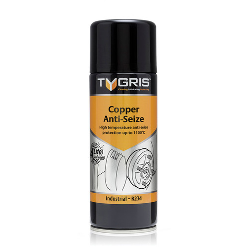 Tygris Copper Anti-Seize 400ml from Toolden.
