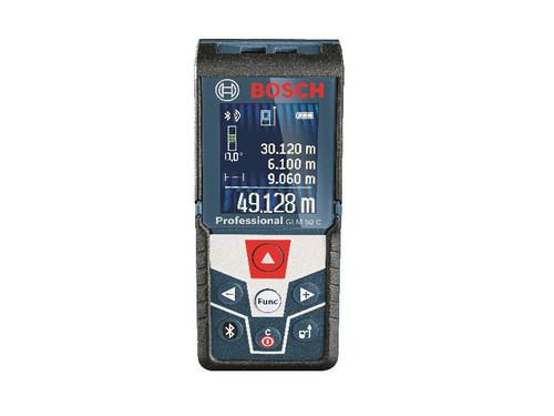 Bosch GLM50C 50m Laser Measurer from Toolden