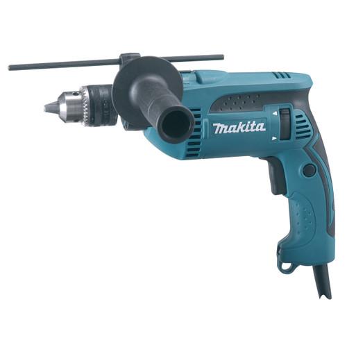 Makita - HP1640 110V Percussion Drill | Toolden