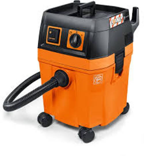 Fein 240v 32 Litre Wet and Dry Dust Extractor - 92028211240   Toolden