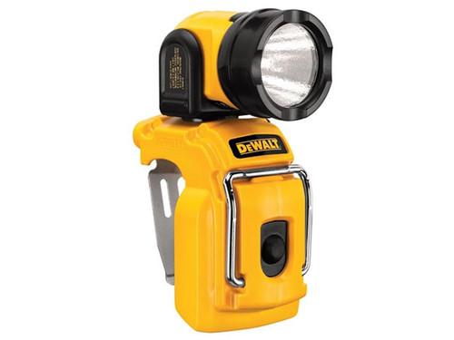 DeWalt DCL 510N Compact LED Flashlight 10.8 Volt Bare Unit from Toolden